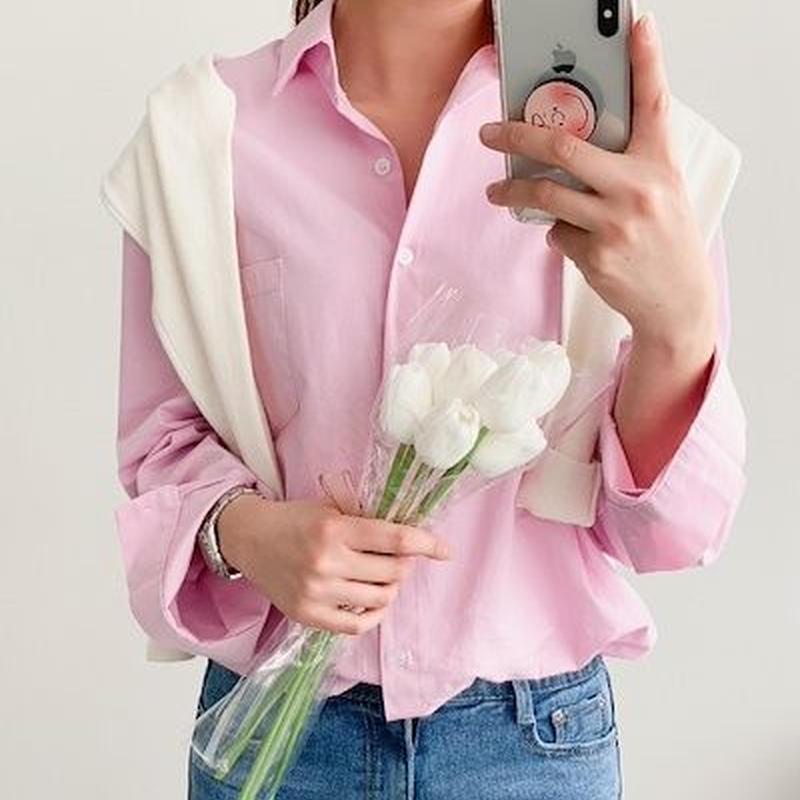 カラフルシャツ