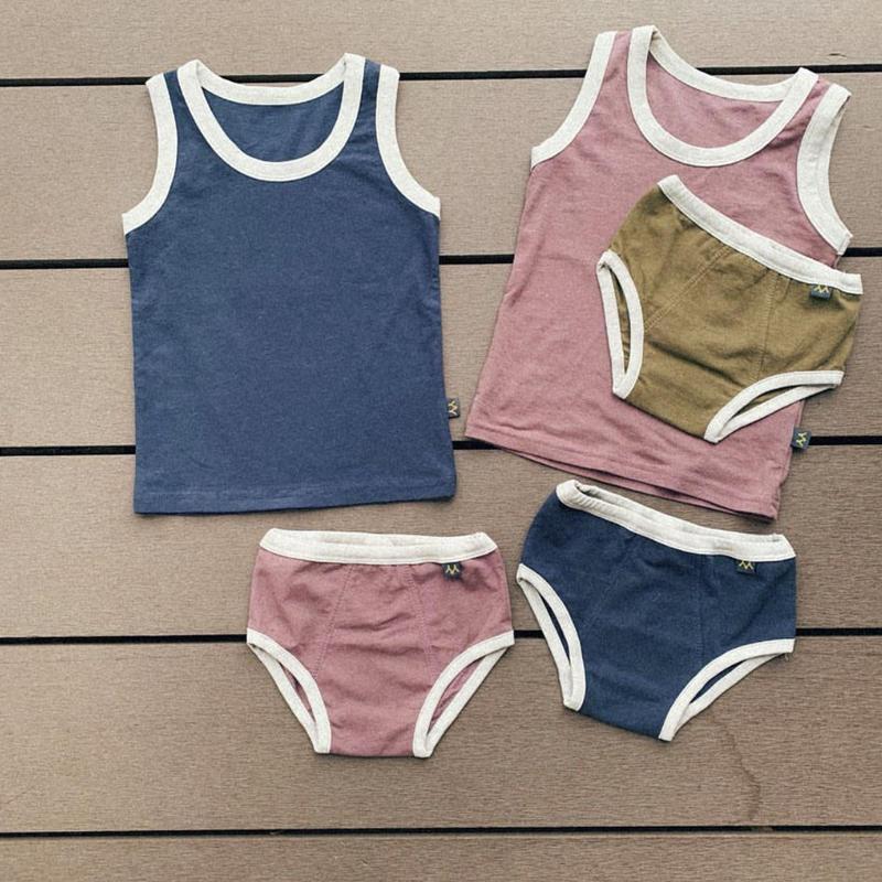 boy's underwear 5set