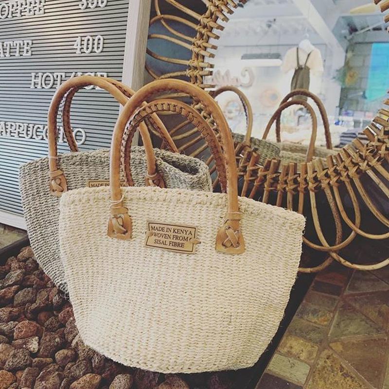 kids sisal bag