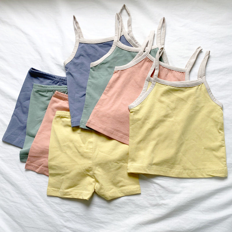 camisole set up
