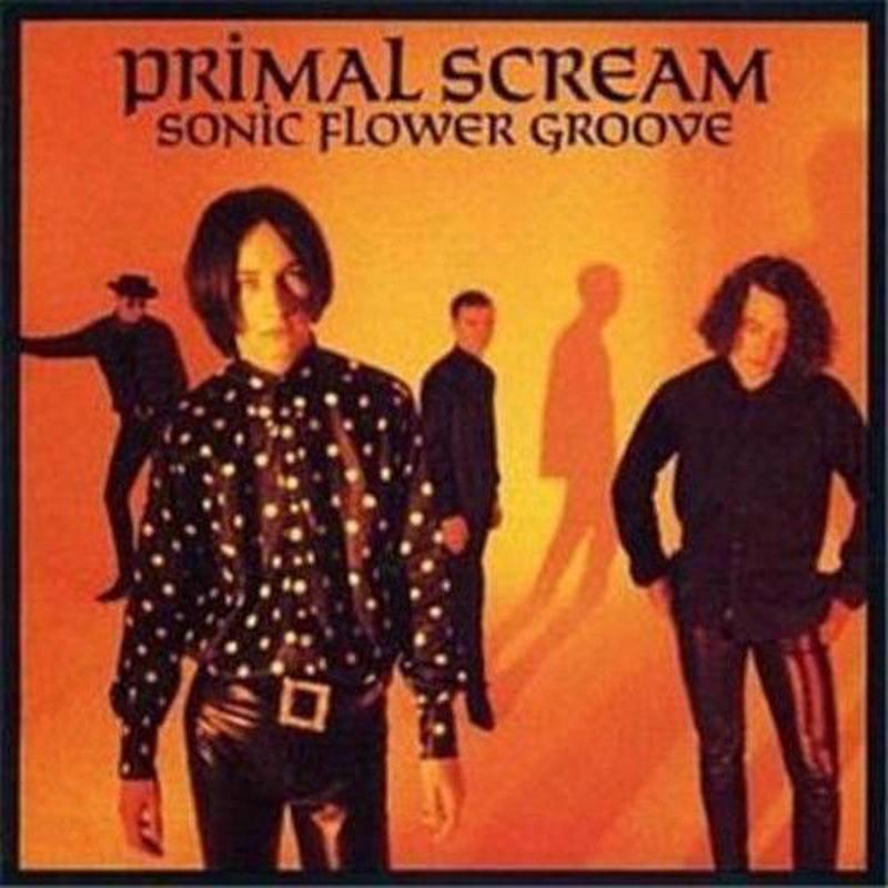 新品レコードPrimal Screamプライマル・スクリーム/Sonic Flower GrooveアナログLP