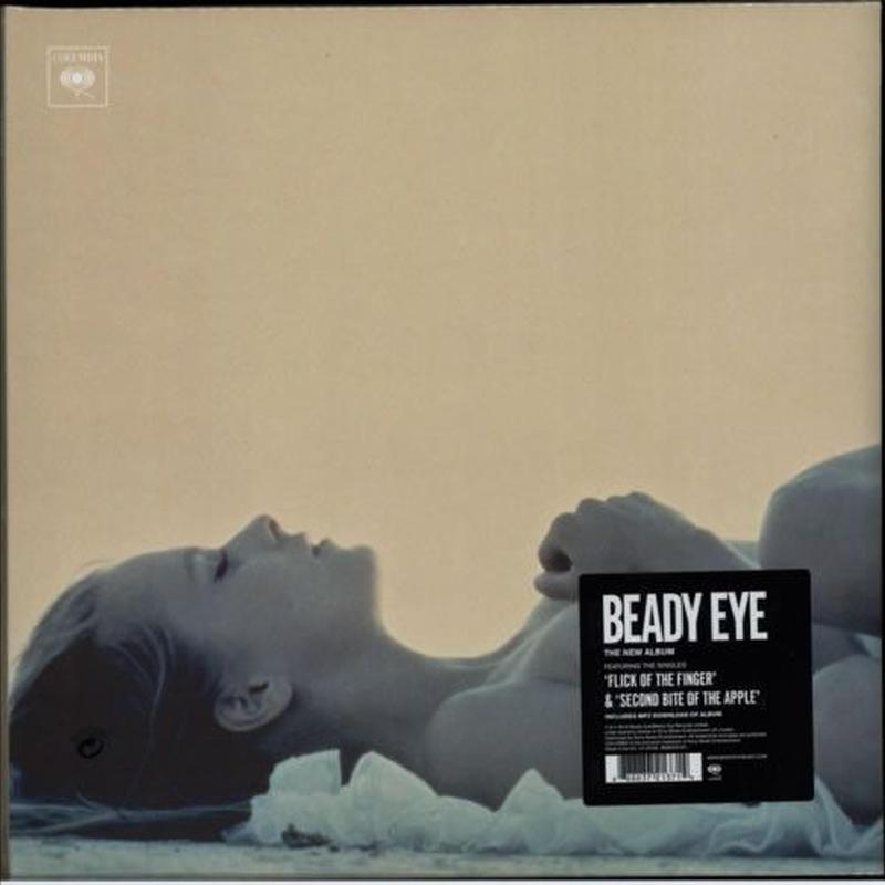 新品レコードBeady Eye ビーディ・アイ BE アナログLP
