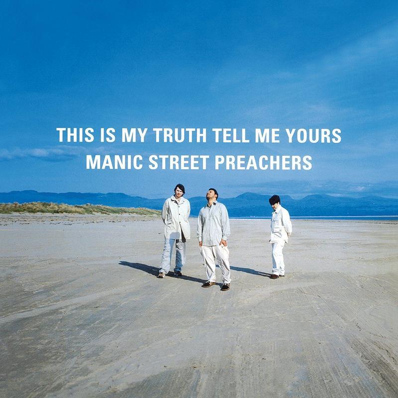 新品レコード マニック・ストリート・プリーチャーズ Manic Street Preachers This Is My Truth Tell Me Yours アナログLP