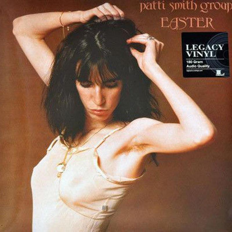 レコードPatti Smith Group パティ・スミス グループ Easterイースター アナログLP