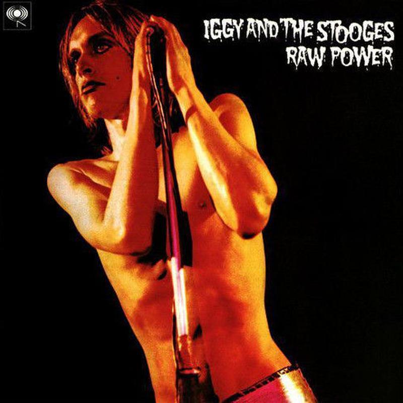 新品レコードIggy And The Stooges イギー・アンド・ザ・ストゥージズ (イギー・ポップ) Raw Power アナログLP
