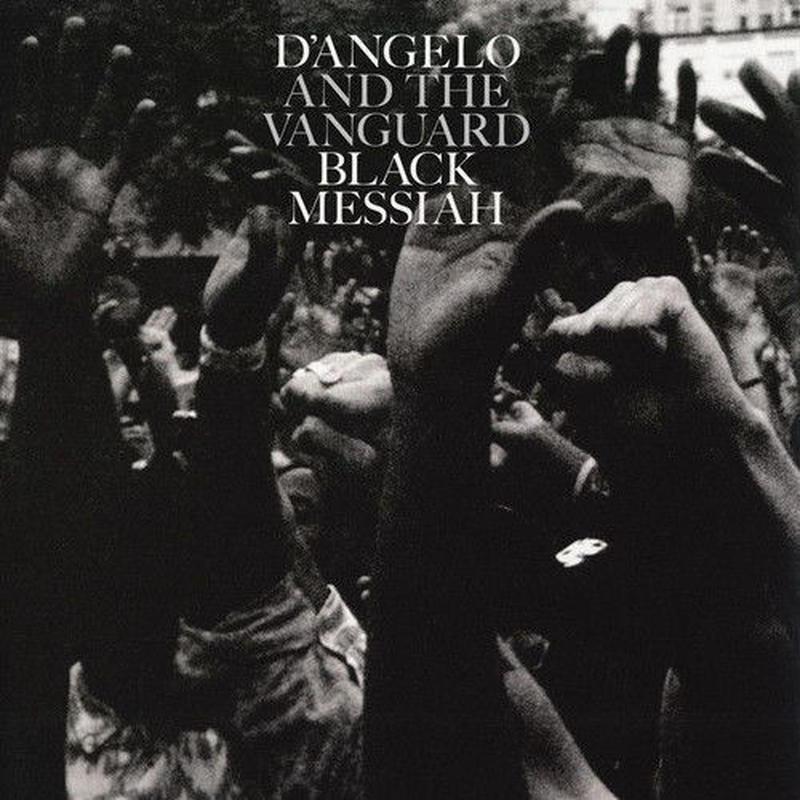 新品レコードD'Angelo And The Vanguard ディアンジェロ  Black Messiah ブラック・メシア アナログLP輸入盤