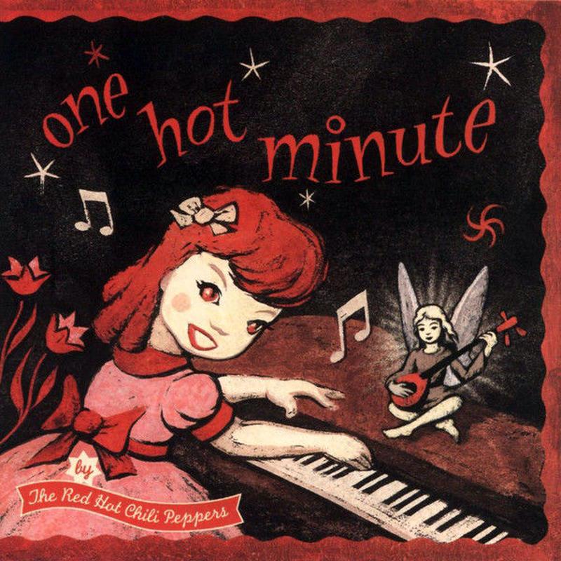 新品レコードRed Hot Chili Peppers レッド・ホット・チリ・ペッパーズ One Hot Minuteワン・ホット・ミニット アナログLP