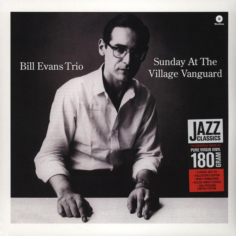 ビル・エヴァンスBill Evans Trio– Sunday At The Village Vanguard アナログLPレコード輸入盤