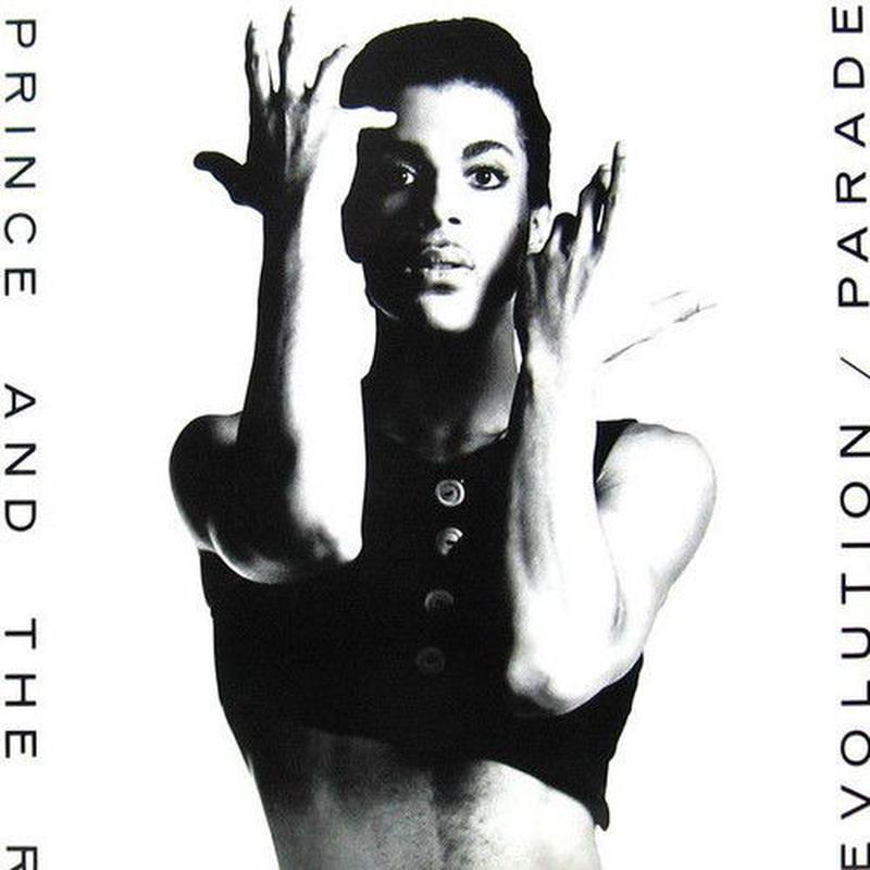 PRINCE プリンス/PARADEパレード アナログLPレコード輸入盤