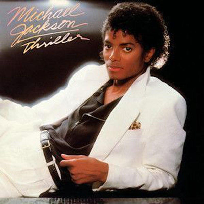 新品レコードMichael Jackson マイケル・ジャクソン Thriller スリラー 輸入盤アナログLP