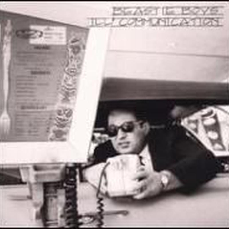新品レコードBeastie Boys/Ill Communicationビースティボーイズ