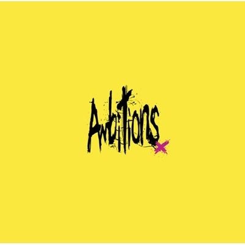 新品 Ambitions 【初回限定盤】(+DVD付き)  ONE OK ROCK CD