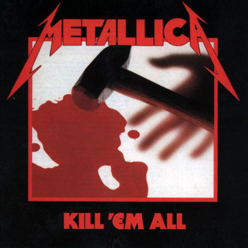 新品アナログ レコードMetallica メタリカ Kill 'Em All