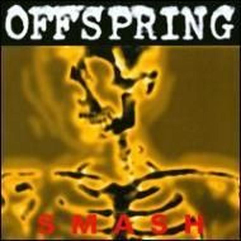 新品レコード オフスプリング The Offspring – Smash スマッシュ