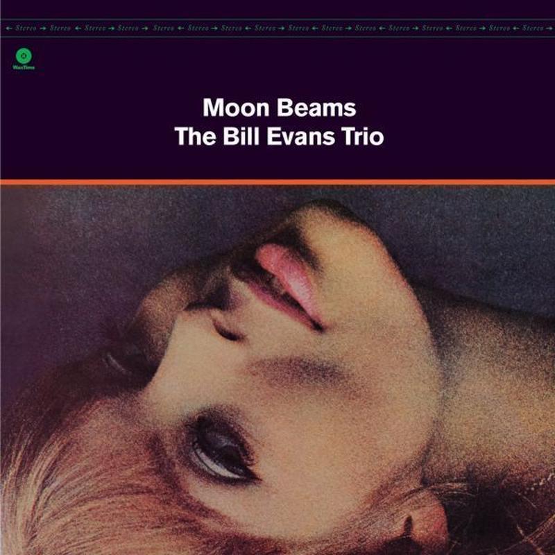 新品レコードThe Bill Evans Trio ビル・エヴァンス Moon Beams ムーン・ビームス アナログLP輸入盤