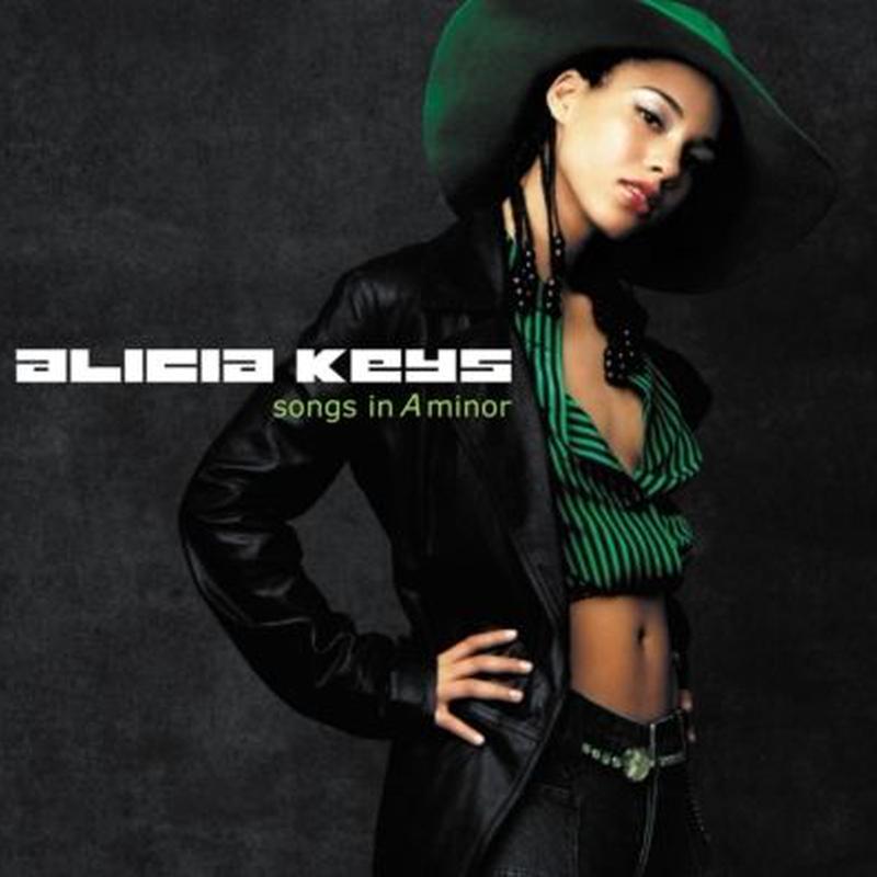 新品レコード アリシア・キーズ Alicia Keys ソングス・イン・Aマイナー Songs In A Minor アナログLP 輸入盤
