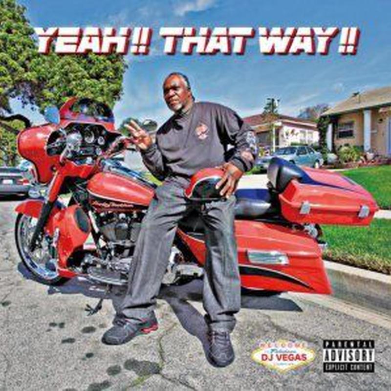 Yeah!! That Way!! / DJ Vegas