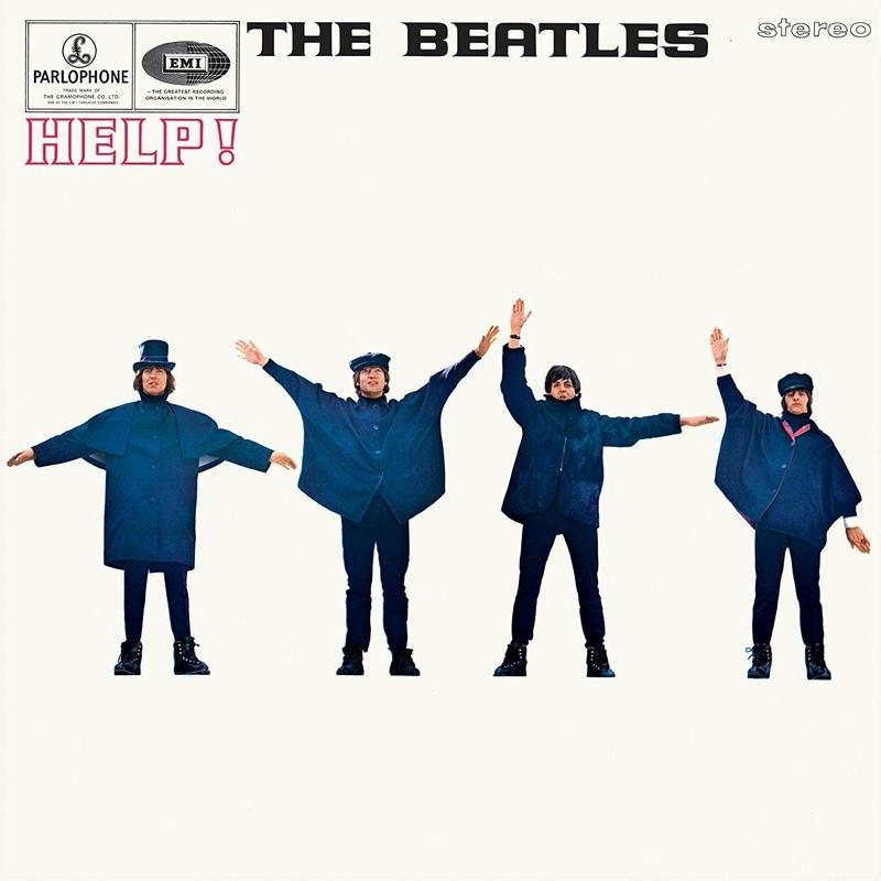 新品レコード ザ・ビートルズ The Beatles ヘルプ Help! アナログLP 輸入盤