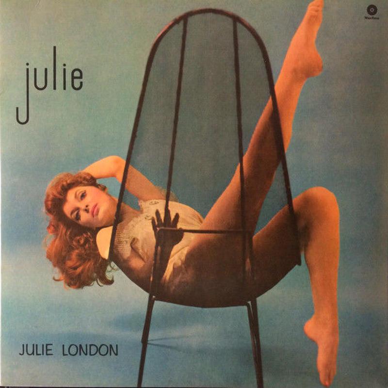 ジュリー・ロンドンJulie London – Julie アナログLPレコード輸入盤