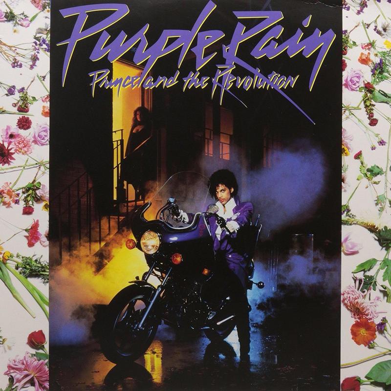 新品レコード プリンス・アンド・ザ・レボリューション Prince And The Revolution パープル・レイン Purple Rain アナログLP