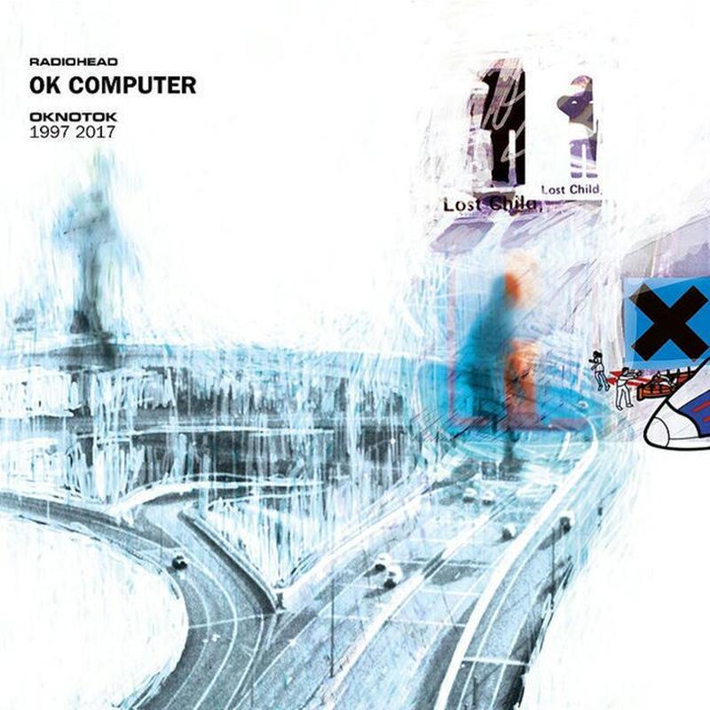 Radiohead/OK COMPUTER OKNOTOK 1997 2017 レコード  (レディオヘッド RADIO HEAD)