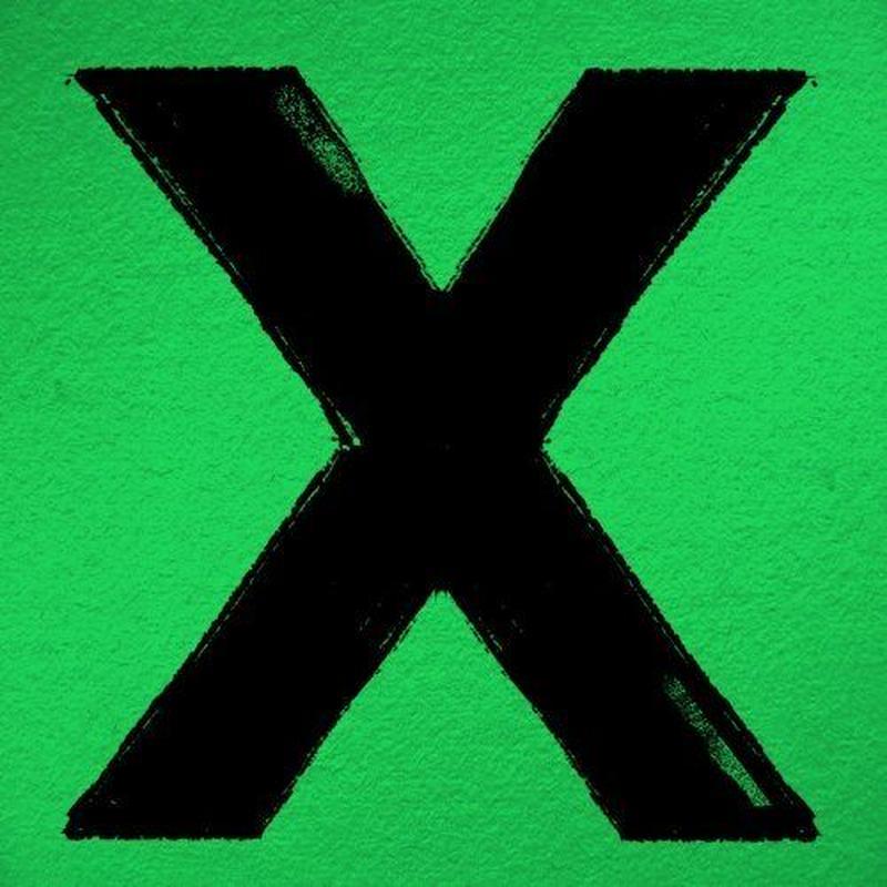 新品レコードEd Sheeran エド・シーラン Multiply (X)マルティプライ 輸入盤アナログLP