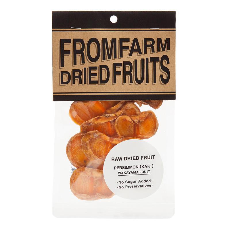 DRIED FRUITS ( ドライフルーツ ) - PERSIMMON ( 柿 )