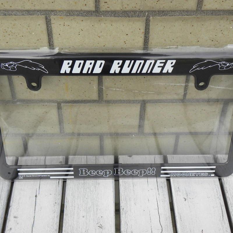 ロードランナー ライセンス フレーム  RR002BB