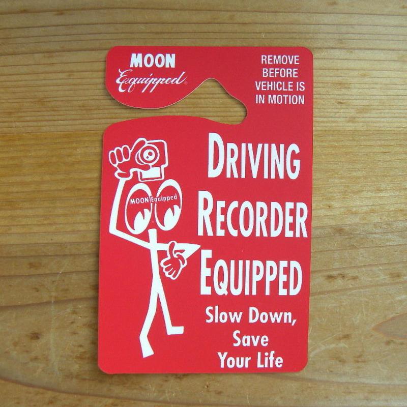 ドライビング レコーダー パーキング パーミット MQG163RD