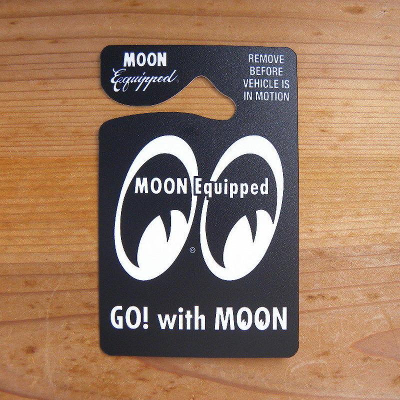 MOON Equipped Eyeshape パーキング パーミット MQG164BK