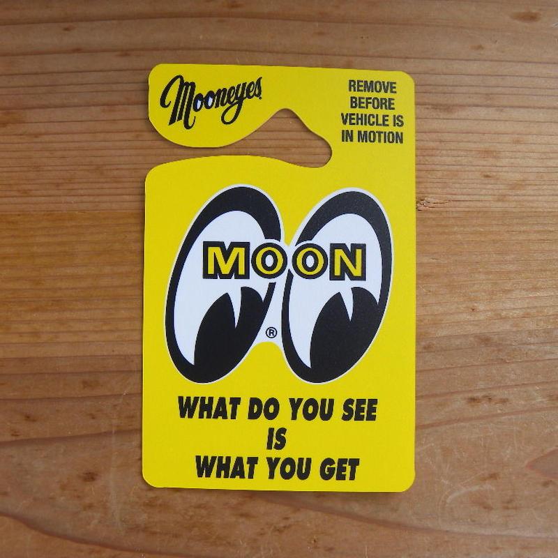 MOON Eyeshape パーキング パーミット MG856YE