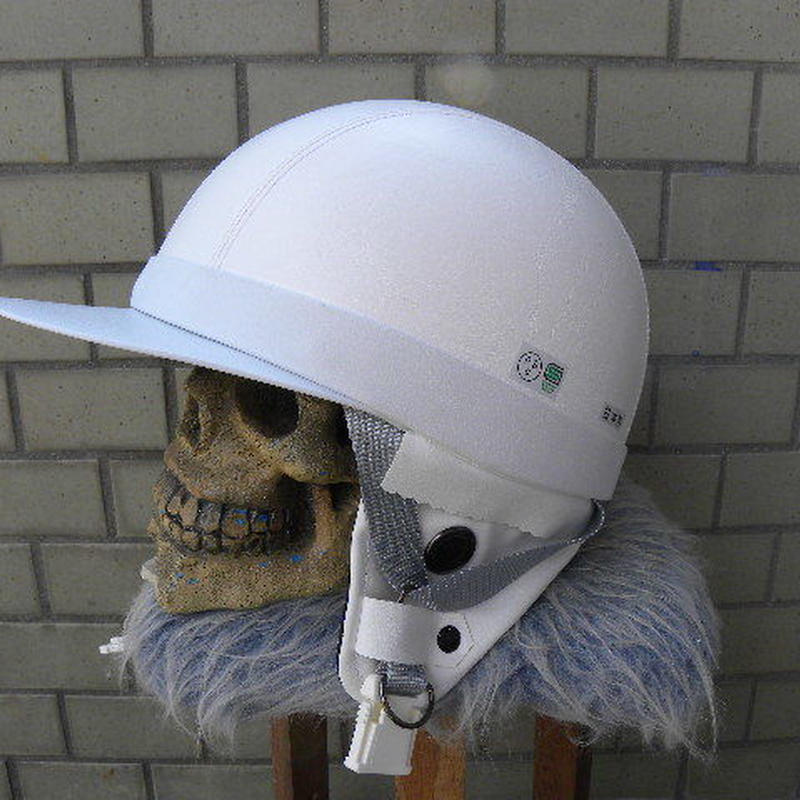 廃番 クラウン ハーフヘルメット Mサイズ SG規格