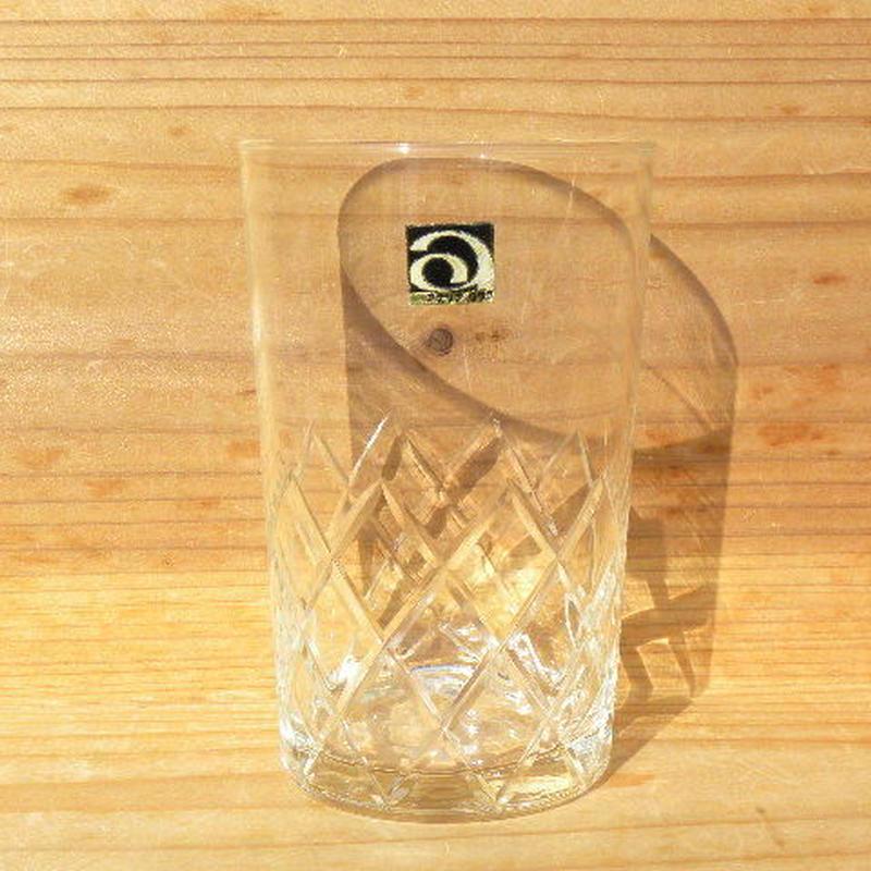 アデリアガラス 切子 グラス