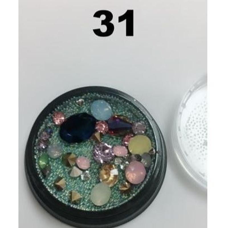 ダイヤモンドチャーム9種
