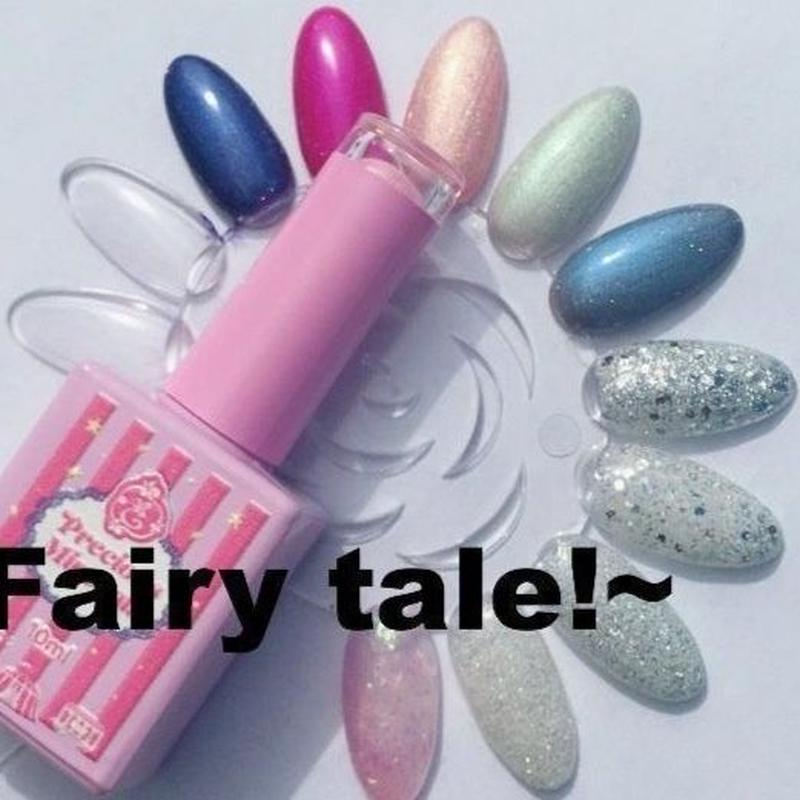 Fairy tale フェアリーテイル カラージェル 10ml