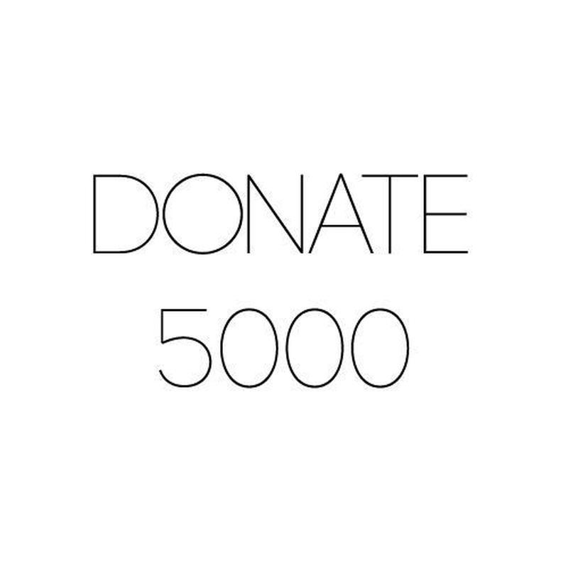 DONATION 5000