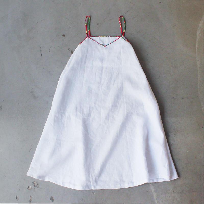 Shanghai   WOMEN  Camisole Dress  --- Linen