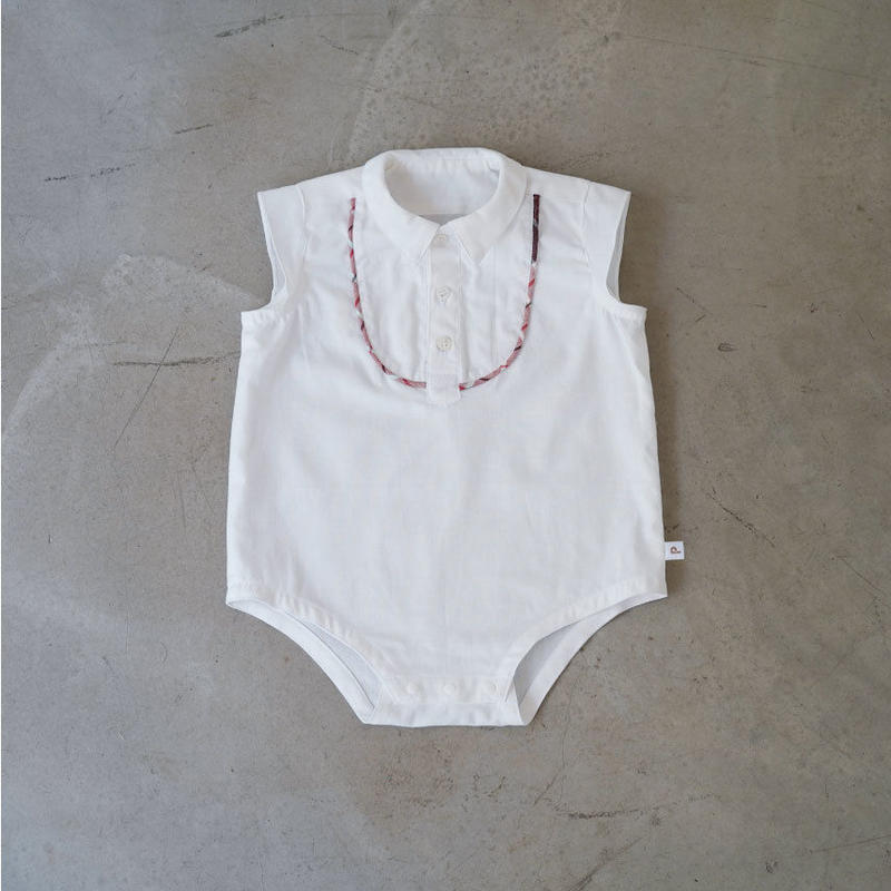 【SPECIAL PRICE】Dhaka  BABY  Shirts Rompers  80