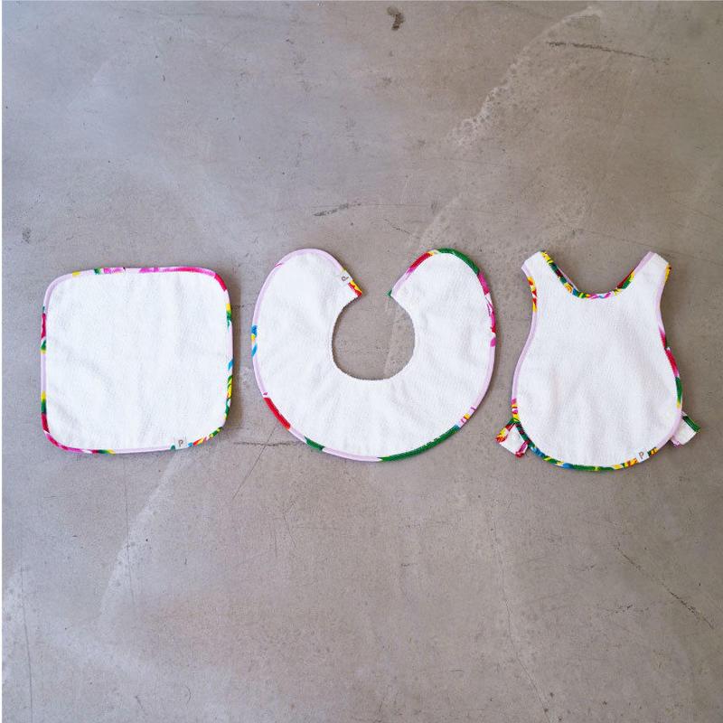 【SPECIAL PRICE】Shanghai  BABY  Towel & Bib SET