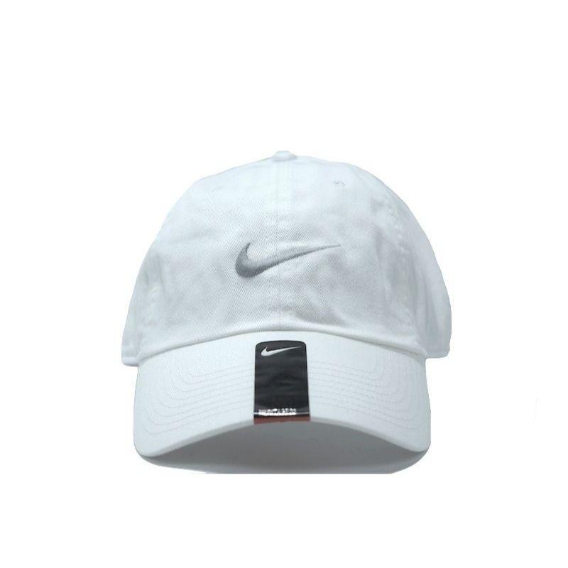 NIKE 6PANEL SWOOSH CAP WHITE ナイキ キャップ