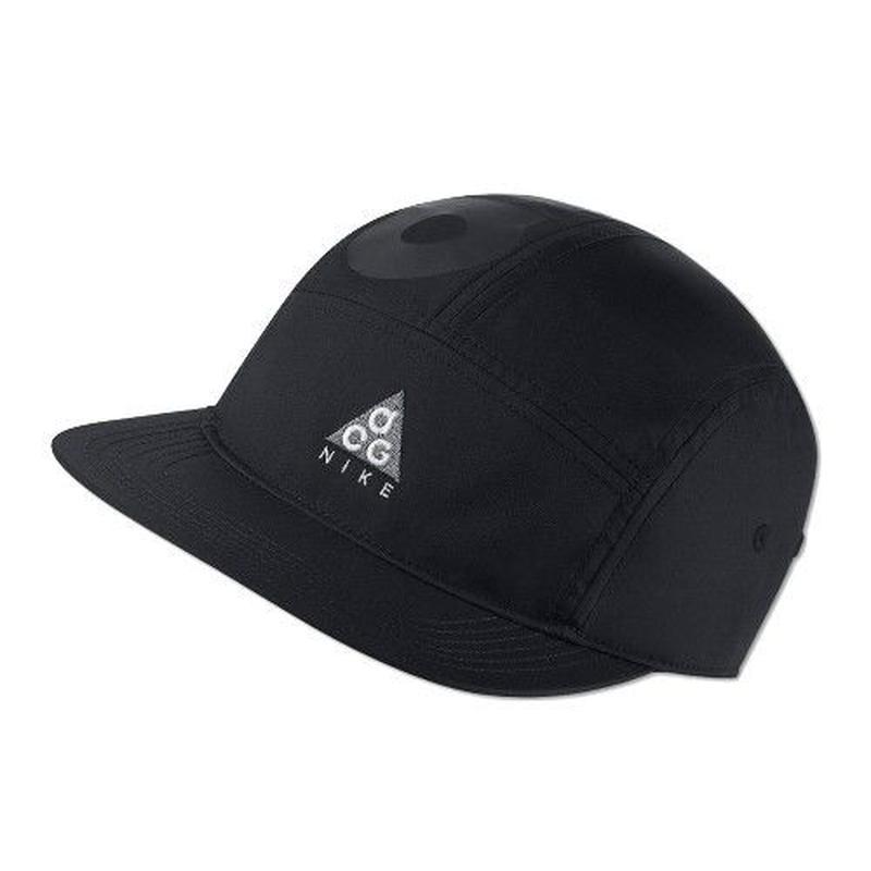 NIKE ACG AW84 CLASSIC LOGO CAP BLACK ナイキ キャップ ブラック