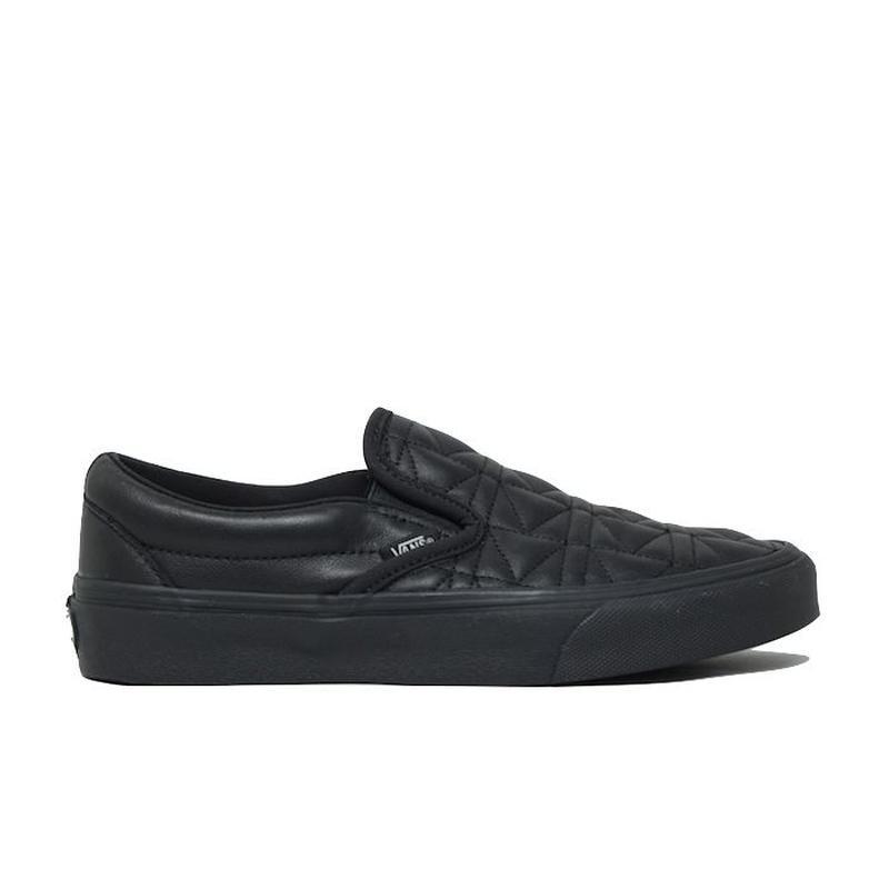 VANS × KARL LAGERFELD SLIP ON BLACK バンズ カール ラガーフェルド スリッポン ブラック