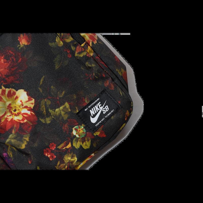 NIKE SB SMALL SHOULDER BAG FLOWER ナイキ エスビー ミニ ショルダーバッグ ポーチ フローラル