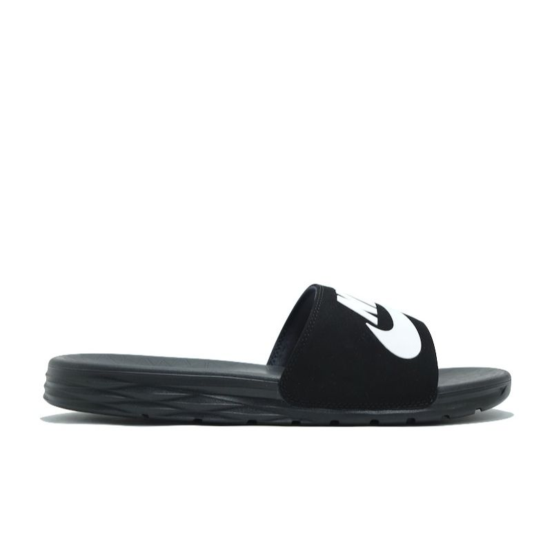 NIKE BENASSI SOLARSOFT SLIDE SB BLACK ナイキ ベナッシ サンダル