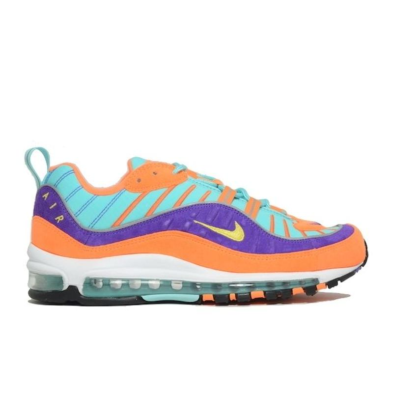 NIKE AIR MAX 98 QS HYPER ORANGE ナイキ エアマックス