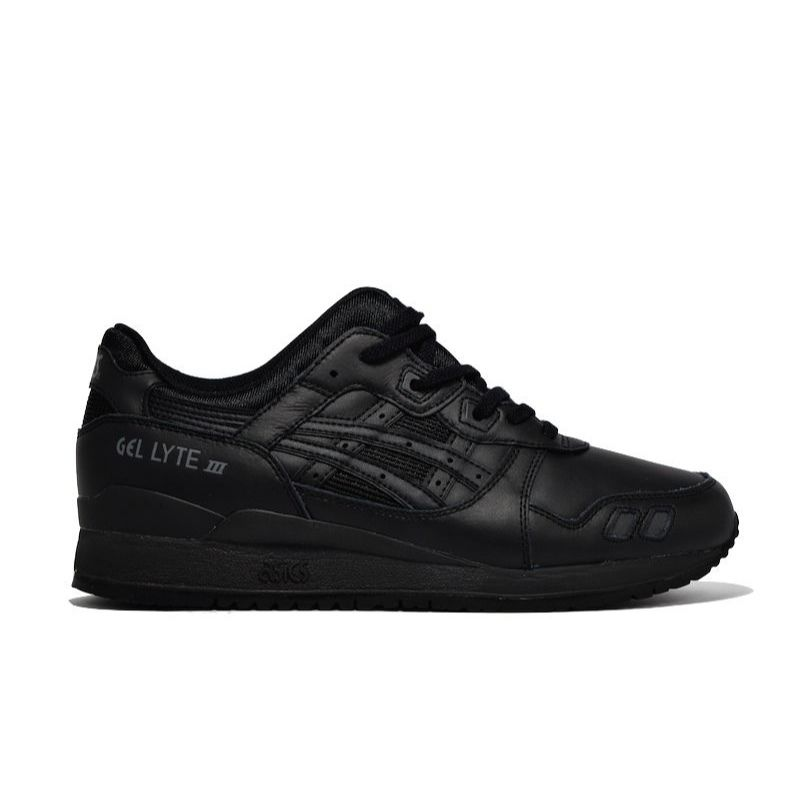 ASICS GEL LYTE 3 TRIPLE BLACK