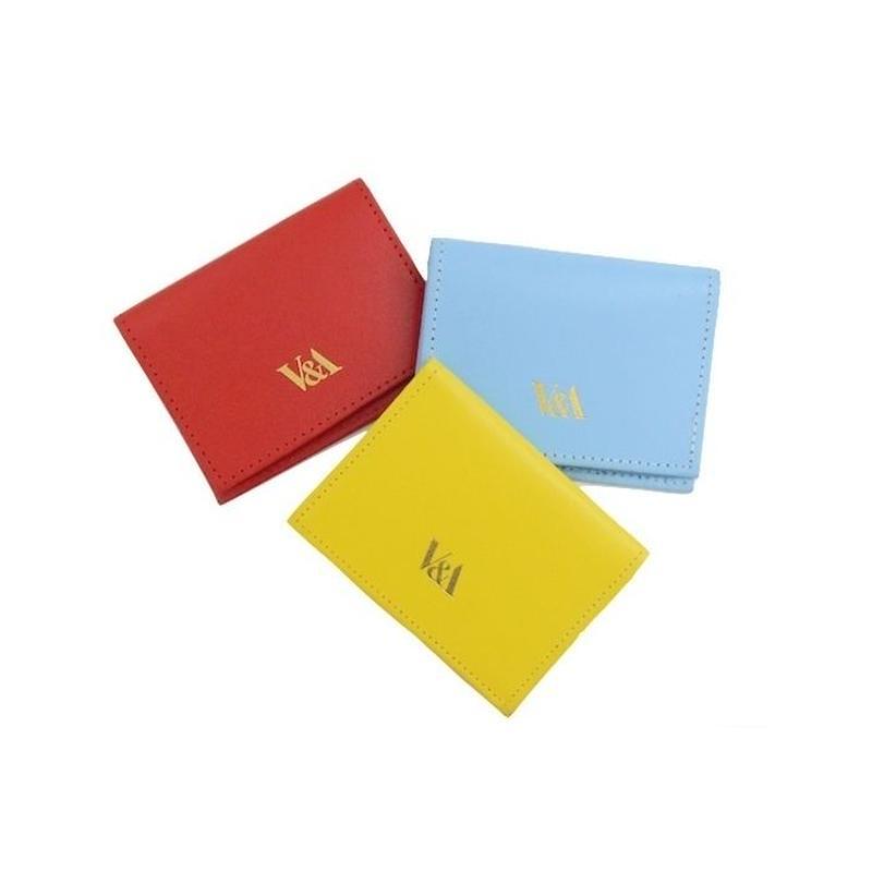 V&A CARD HOLDER ヴィクトリア&アルバート ミュージアム ロンドン  カードケース パスケース