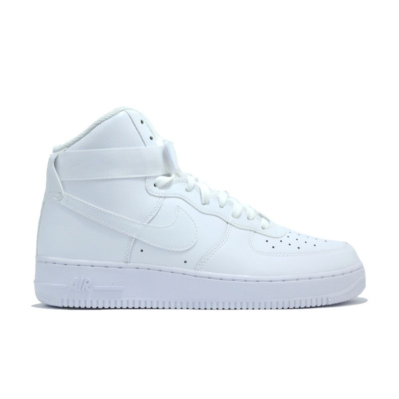 NIKE AIR FORCE 1 HIGH 07 ALL WHITE ナイキ エアフォースワン