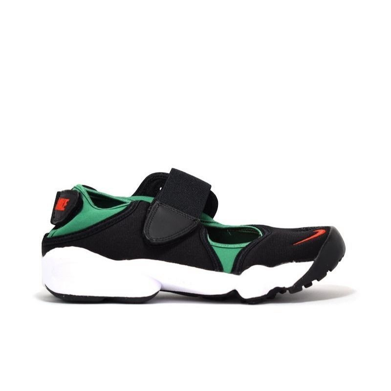 NIKE AIR RIFT QS BLACK GREEN RED ナイキ エアリフト