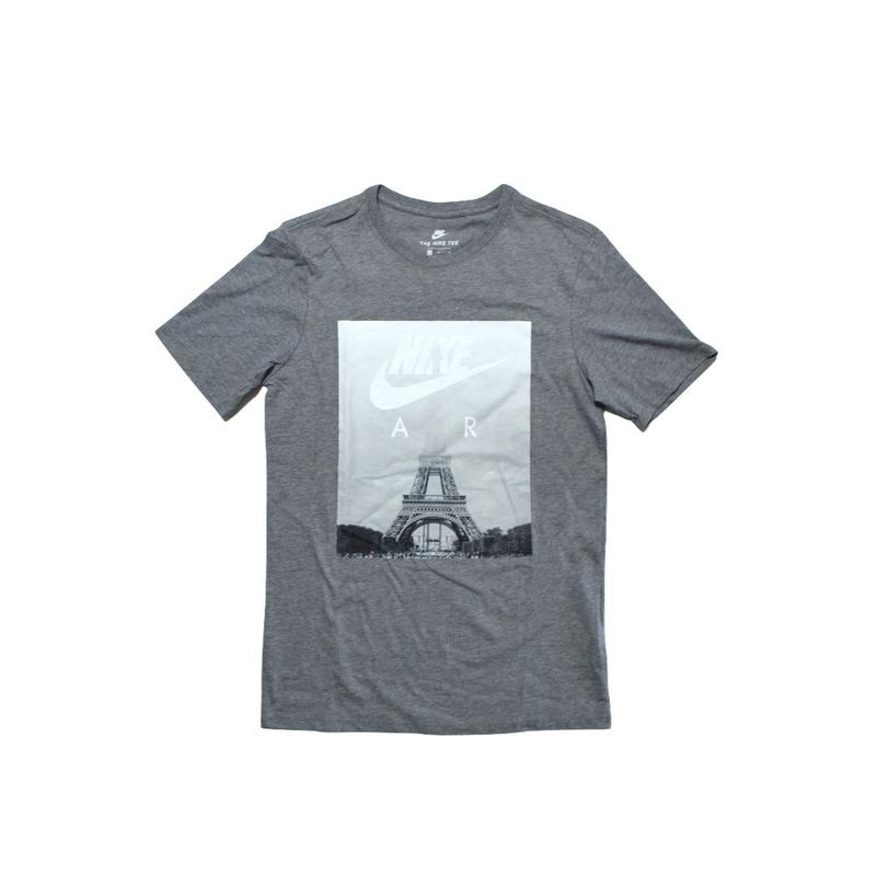 NIKE PARIS TOUR EIFFEL TEE GREY ナイキ Tシャツ グレー エッフェル塔 パリ限定